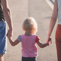 Helping fostered children transition to a new family